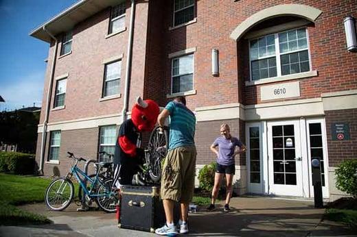 UComm -- MDBE -- durango move in bike