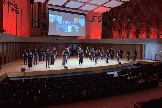 UNO Concert Choir