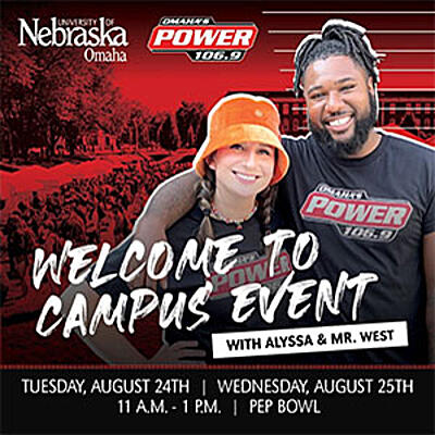 Power 1069 Welcome Event