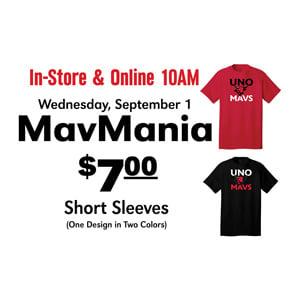 0921 MavMania