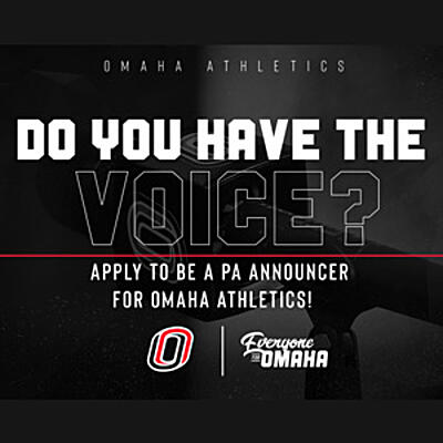 OMAVS Announcer Auditions