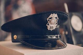 police hat CPACS