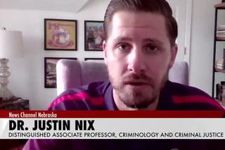 Justin Nix Access the Experts