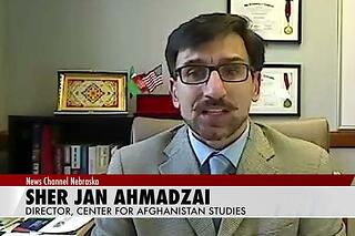 Sher Jan Ahmadzai Access the Experts