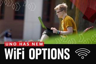 UNO has new Wi Fi
