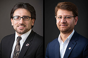 Sher Jan Ahmadzai and Hanif Sufizada